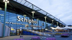 Schiphol Taxi Ticket